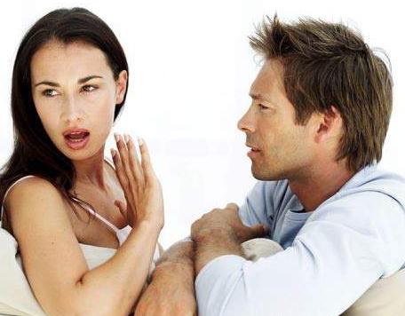 девушка боится мужчин
